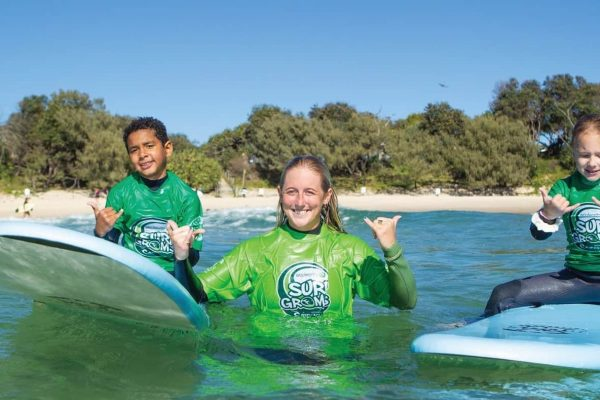 Go Ride A Wave - Woolworths SurfGroms