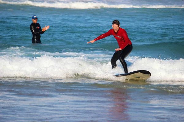 Go With a Surf Guide