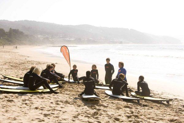 Surfing School - Lorne