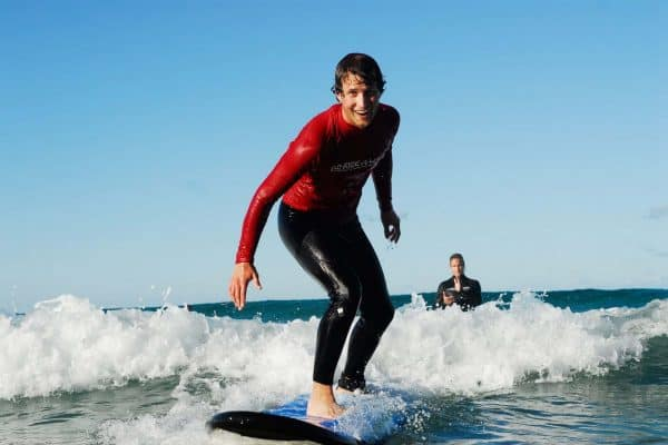 Surfers Paradise surfing lessons