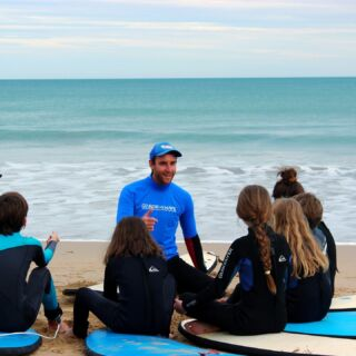 KIDS SURF CLUB   Running every Monday - Friday @ 1-5pm  🚩TORQUAY 🚩OCEAN GROVE 🚩ANGLESEA 🚩LORNE  The Kids Surf Club targets kids 6–13 year olds. The programs are designed to get kids out and active and give parents a break. Head to our website and click 'BOOK NOW' to book.